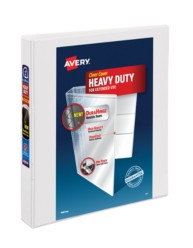 "Avery® Heavy-Duty View Binder with 1"" One Touch 79799, Packaging Image"