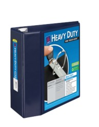 "Avery® Heavy-Duty View Binder with 5"" One Touch EZD™ Rings 79806, Packaging Image"