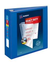 "Avery® Heavy-Duty View Binder with 3"" One Touch EZD Rings 79811, Packaging Image"
