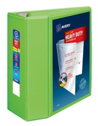 "Avery® Heavy-Duty View Binder with 5"" One Touch EZD Rings 79815, Packaging Image"