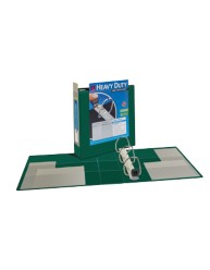 "Avery® Heavy-Duty View Binder with 3"" One Touch EZD™ Ring 79821, Packaging Image"
