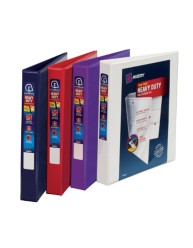 "Avery® Heavy-Duty View Binder with 1"" One Touch EZD™ Rings 79830, Packaging Image"