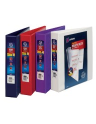Avery Heavy-Duty View Binder with 1-1/2 Rings 79831, Packaging Image
