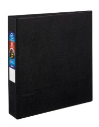 "Avery® Heavy-Duty Binder with 1-1/2"" One Touch Rings 79985, Packaging Image"