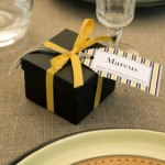 Impress with a box and personal gift tag