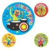Merit Stickers, Cartoon Band, 102/Pack