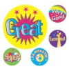 Merit Stickers, Multi Captions, 200/Pack