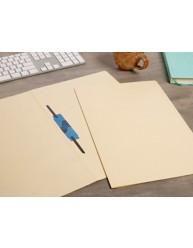 87003 Buff Permclip File
