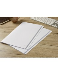 Matt White Manilla File, Foolscap, 10/Pack