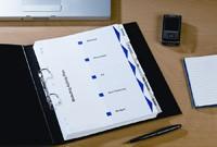 Printable dividers