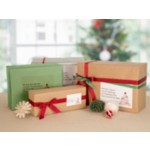 Create Christmas cheer with parcels