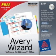 Avery Wizard voor Microsoft Office