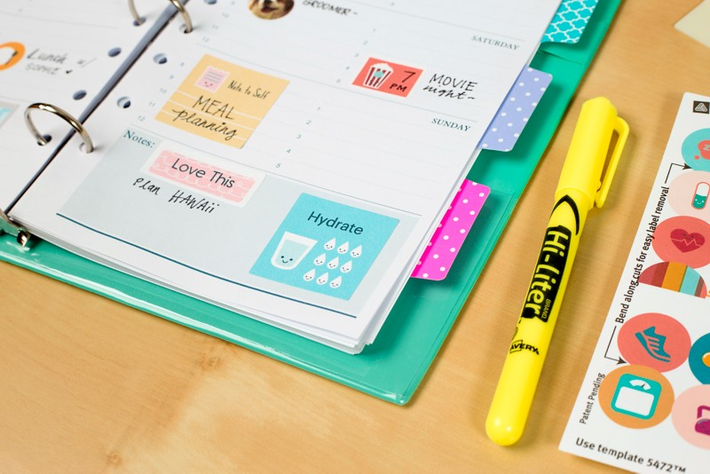 Got your planner tools? Don't forget your favorite pens, Ultra Tabs™ and bookmark dividers as part of your planner system!