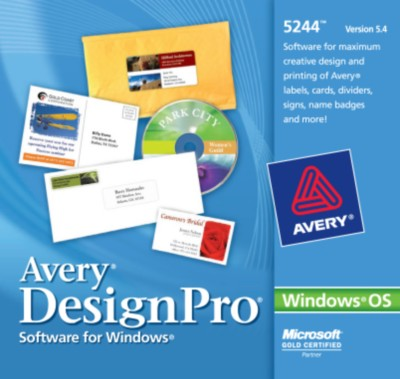 Avery DesignPro® for PC