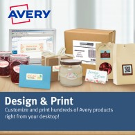 Avery Design & Print Packaging Image