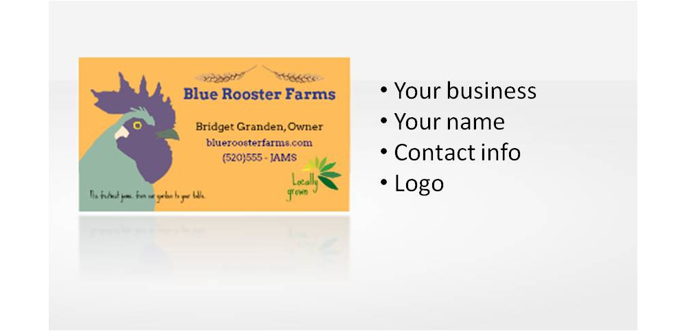 Business cards are a handy way to market your business even after customers have made their purchase.Print from your printer, or have Avery WePrint print and deliver right to you.
