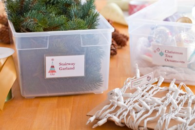 Enjoy the Gift of an Organized Holiday
