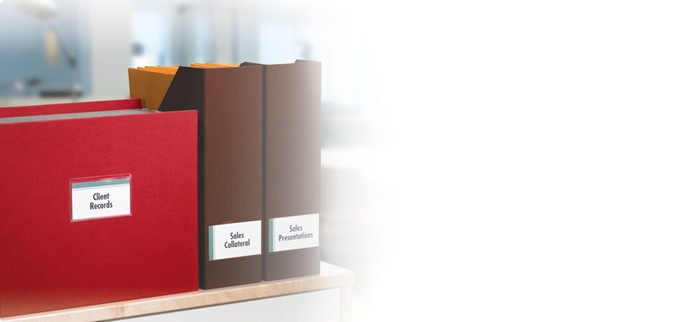 Organise Your Office With Avery Labels