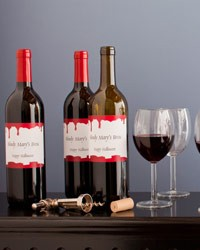 Wine Halloween Party