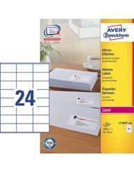 Addressing Labels L7180-100