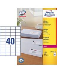 Addressing Labels L7184-100