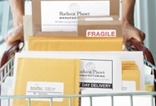 Focus on parcel and package details