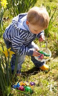 Outdoor treasure hunt