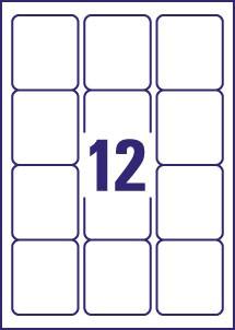 avery label 8164 template - inkjet addressing labels j8164 100 avery
