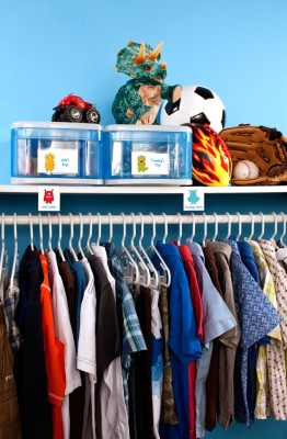 Cleanup Tips for a Clutter-free Kid's Room
