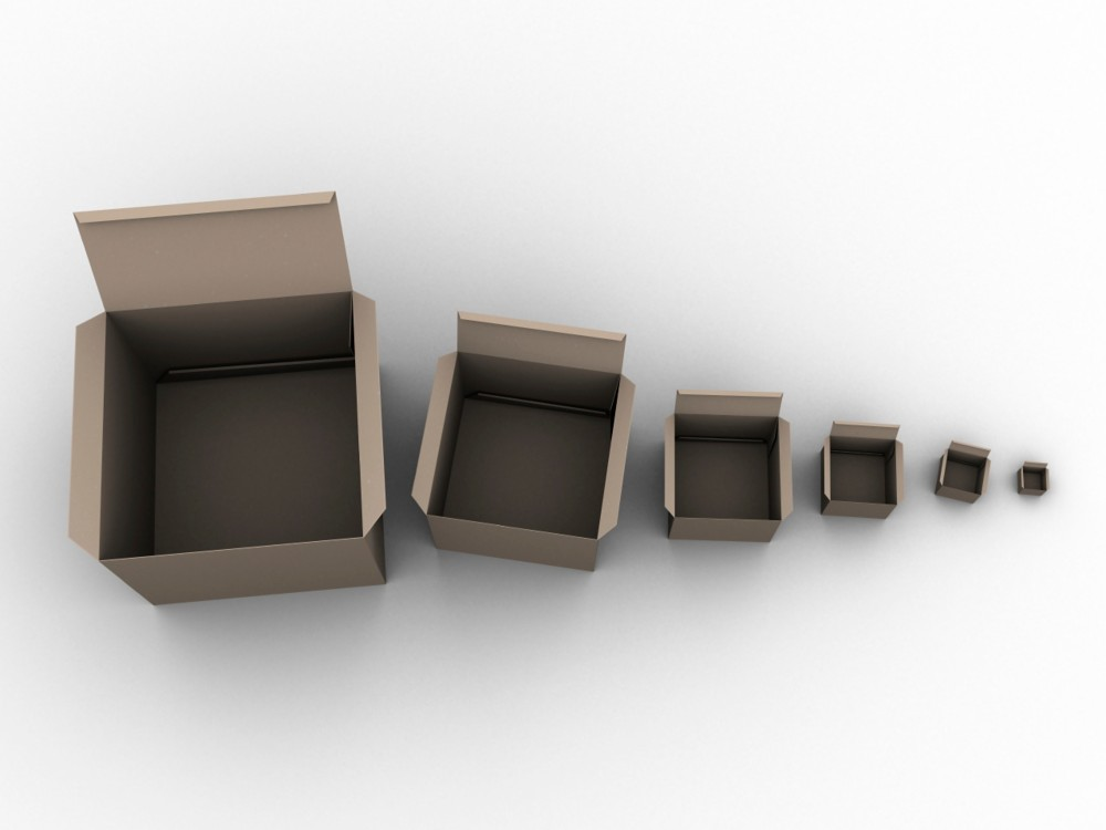 Pack heavy items in small boxes (and vice versa).