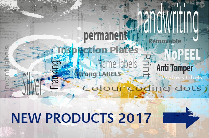 New Avery products in 2017