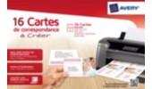 Carte de correspondance, 260 g/m², 82,0 x 128,0 mm