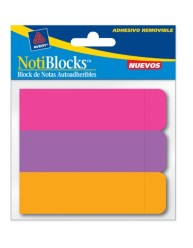 Avery Removable Label Pad 22010 Packaging Image
