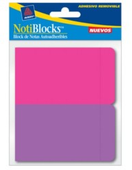 Avery Removable Label Pad 22016 Packaging Image
