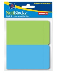 Avery Removable Label Pad 22017 Packaging Image