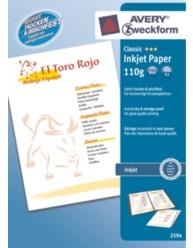 Inkjet Papier Mat, 110g