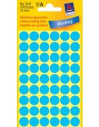 Manual Labels Blue