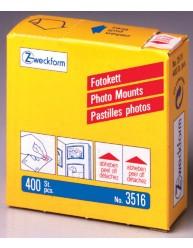Bi-adesivo per fotografie
