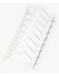White File Rack