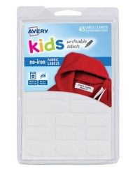 40700 - Kids Writeable Labels