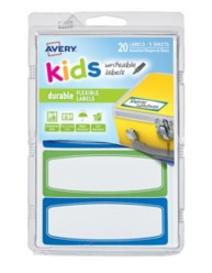 41413 - Kids Writeable Labels