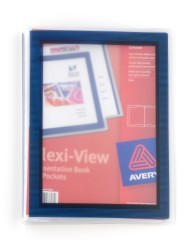 Flexi-View 6-Page Presentation Book