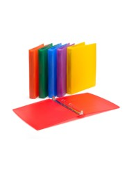 Orange Polypropylene Moulded Ezy Binder