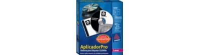 AplicadorPro Avery® Sistema Completo para Etiquetar CD/DVD, Laser, 5695