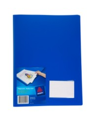 Blue Flexipractic Display Book