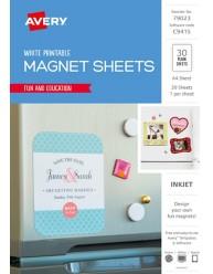 Inspired™ Fridge Magnets, 30/Pack