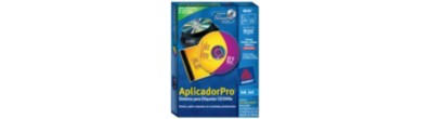 AplicadorPro Avery® Sistema Completo para Etiquetar CD/DVD, InkJet, 8696