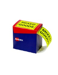 High visability labels for freight and distribtution