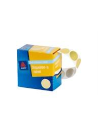 Gold Dispenser Labels