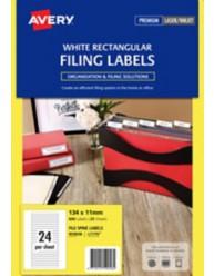 Elasticised Folder/File Labels